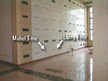 Mini Biografia de Larry Fine - Obituário da Fama!